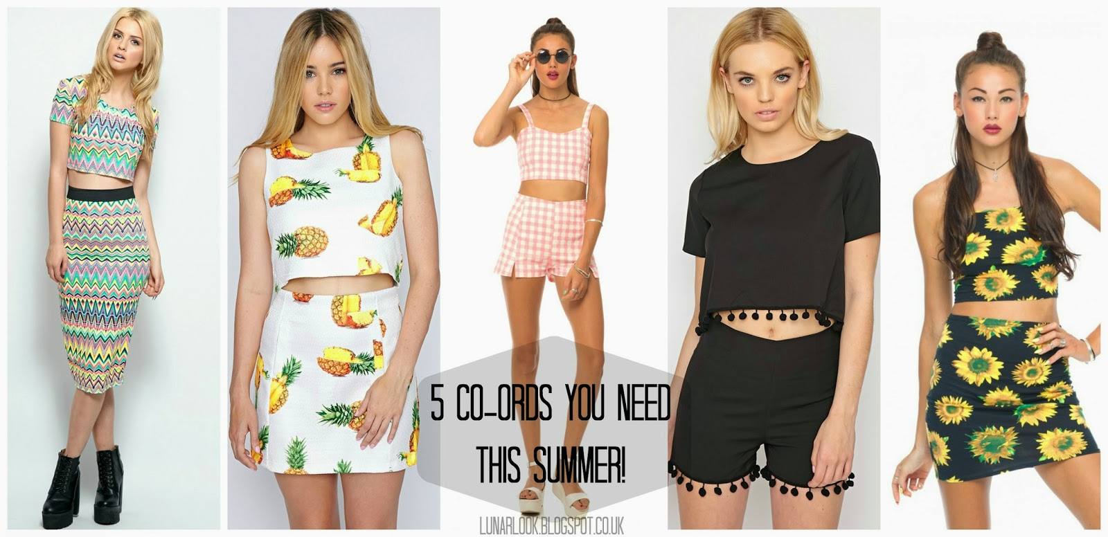 top 5 favourite co-ords you need this summer motel rocks pretty little thing
