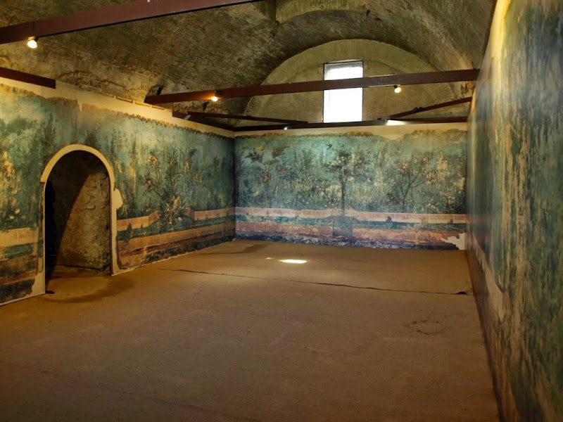 Villa of Livia now open to the public