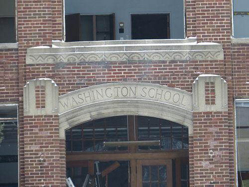 Washington School Manistee