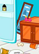Кухонная уборка - Онлайн игра для девочек