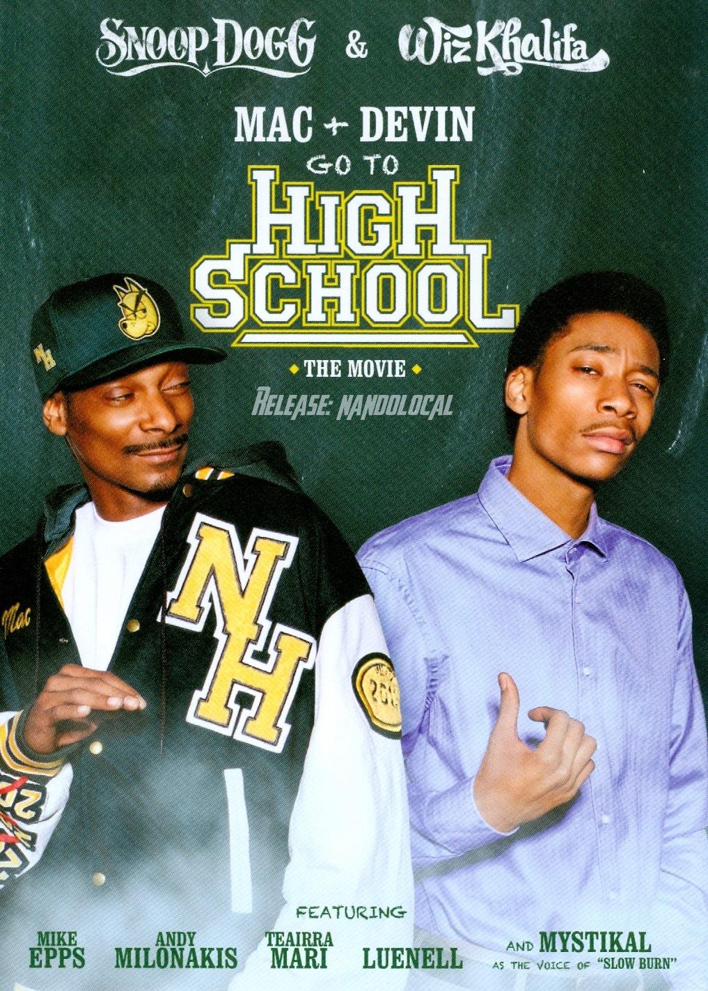 Capa - Mac e Devin Go to High School