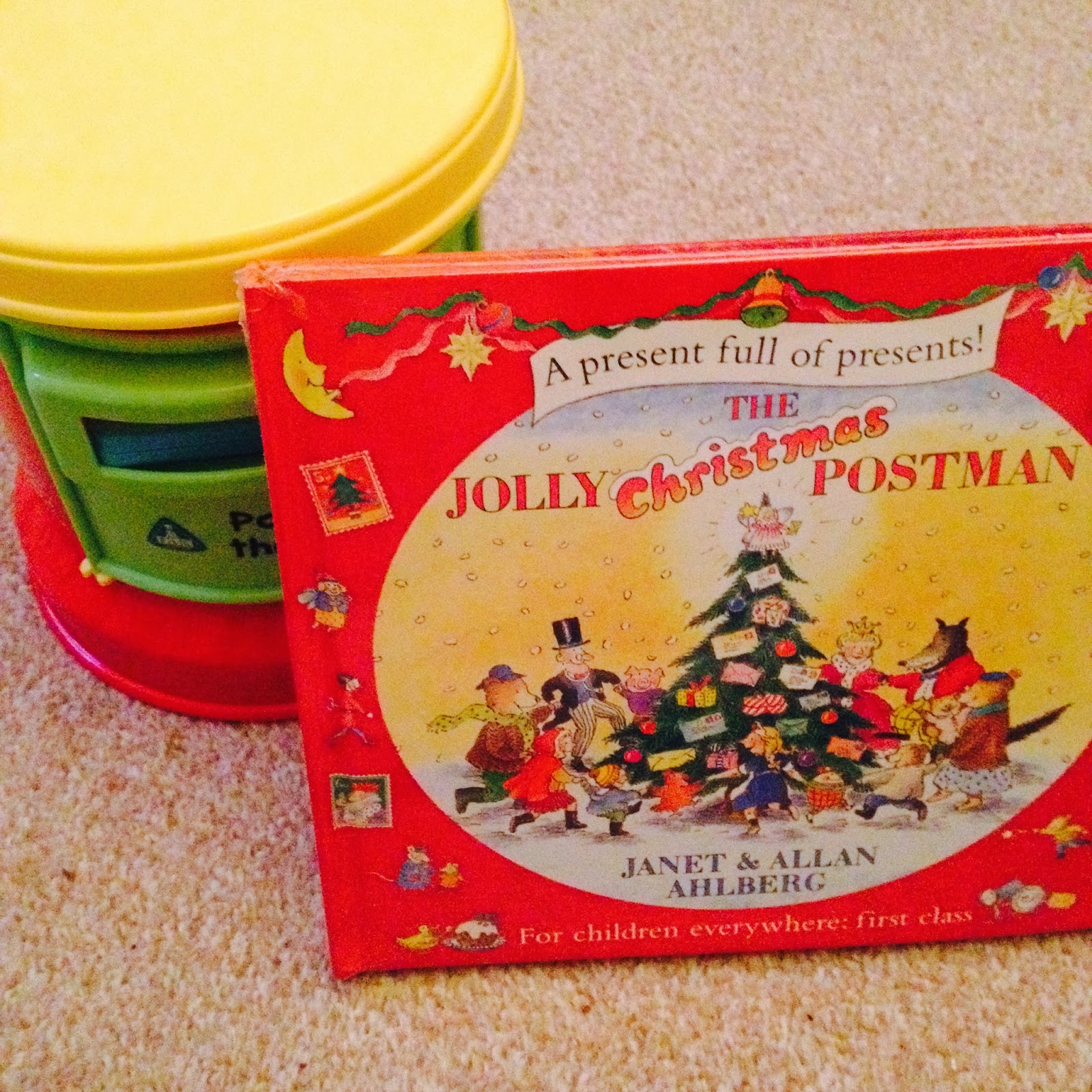 The Jolly Christmas Postman a must-have festive story | V. I. ...