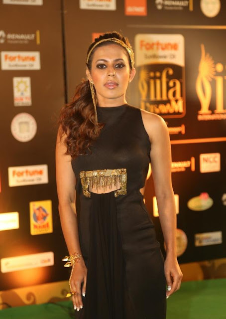 Ranya Rao Photos at IIFA Utsavam Awards 2016