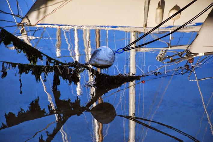Sur le fil ... Port Haliguen