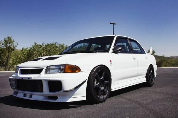 1995 Mitsubishi Evo III for Sale 4x4 Cars