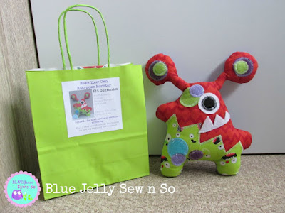 Sew_It_Yourself_Fabric_Kit_Monster