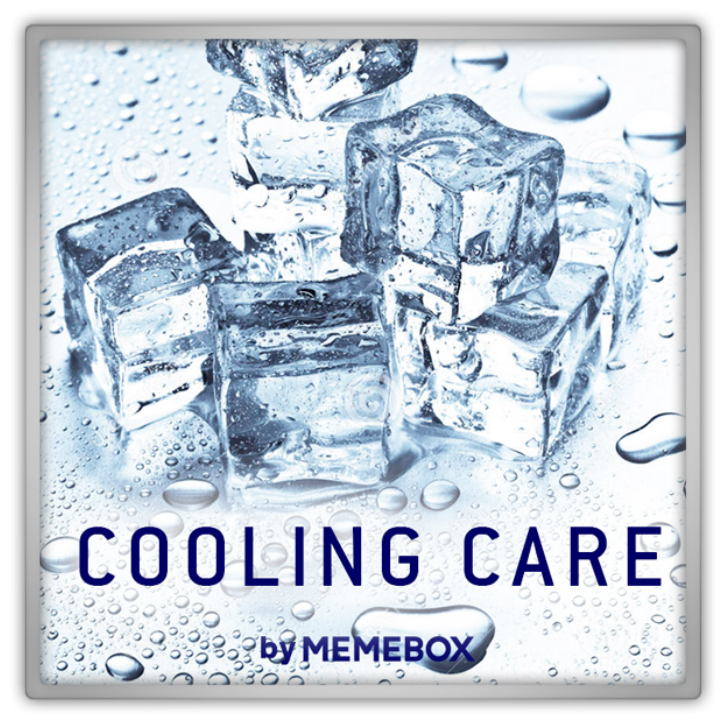 memebox cooling care  미미박스 Commercial discount memepoints reward