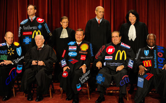 Corporate SCOTUS