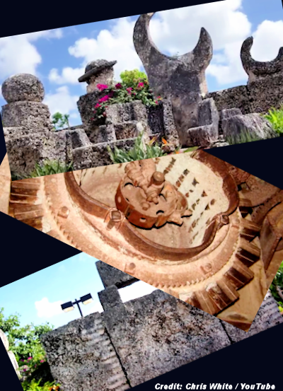 Coral Castle Mystery Solved with AMAZING new footage!