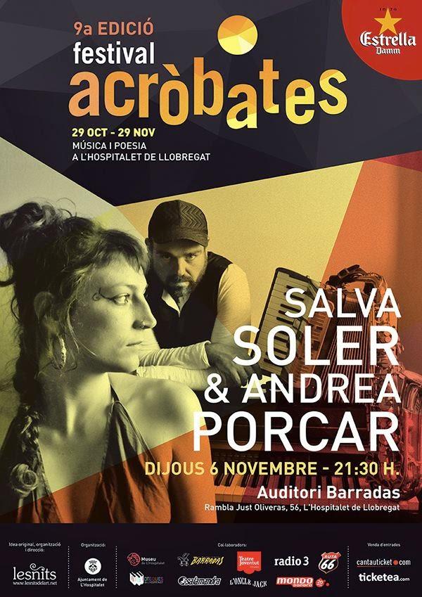 FESTIVAL ACRÒBATES 2014