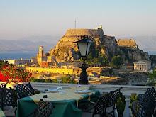 Το αγαπημένο μου φρούριο της Κέρκυρας αφιερωμένο από τη γλυκιά μας Χαρά