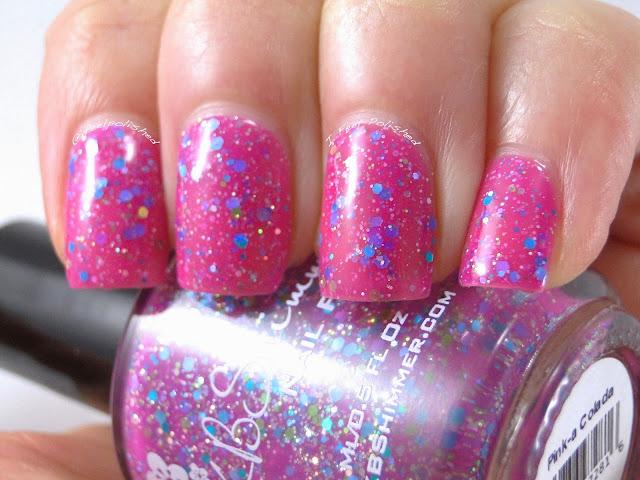 KBShimmer Pink-a Colada