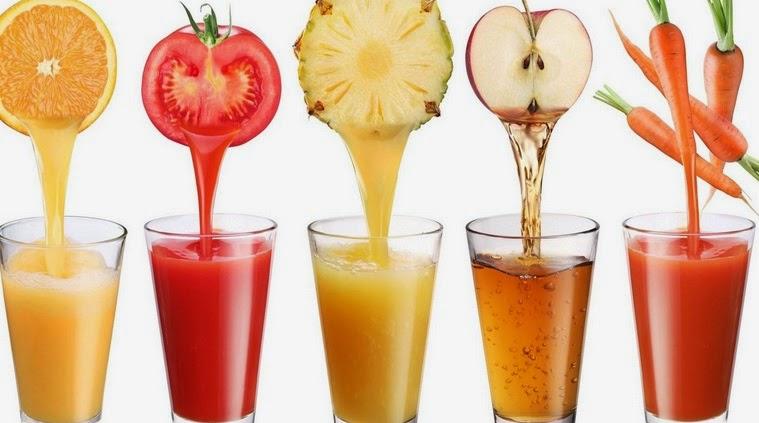 Realizar jugos con distintas frutas