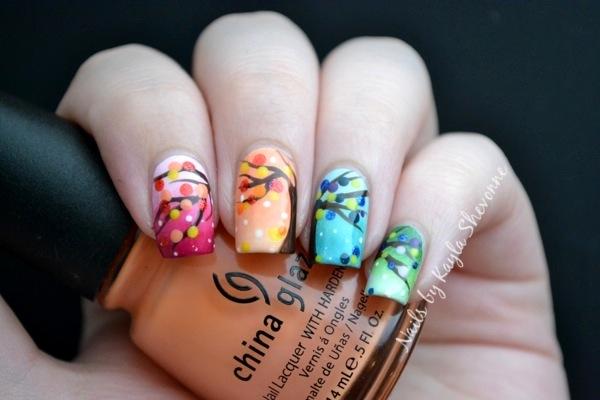 Nails By Kayla Shevonne September 2012