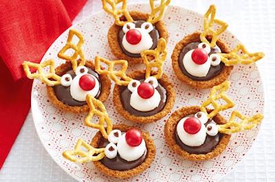 Rudolph Cakes