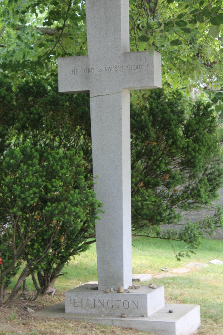 Duke Ellington Grave