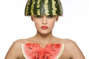 Как похудеть с помощью арбуза