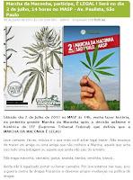 Maconha, Liberalização das drogas, Marcha da Maconha, STF