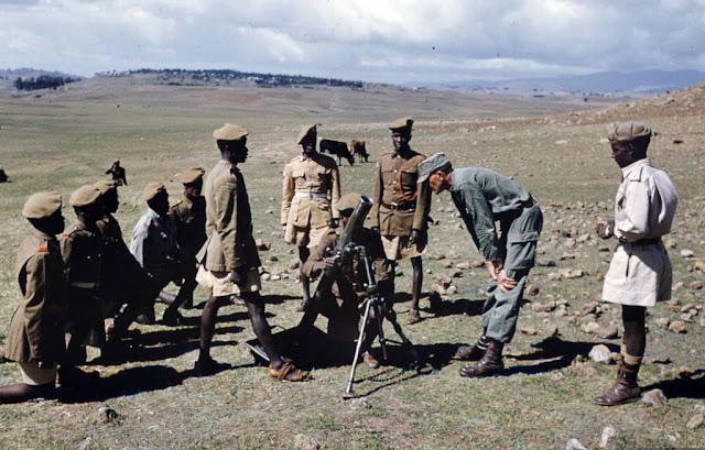 Ethiopía, 1955