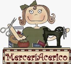 Mercería acerico