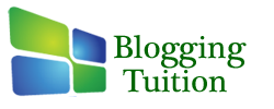 Blogging Tuition