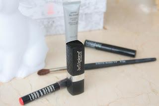 Produits maquillage Glossybox