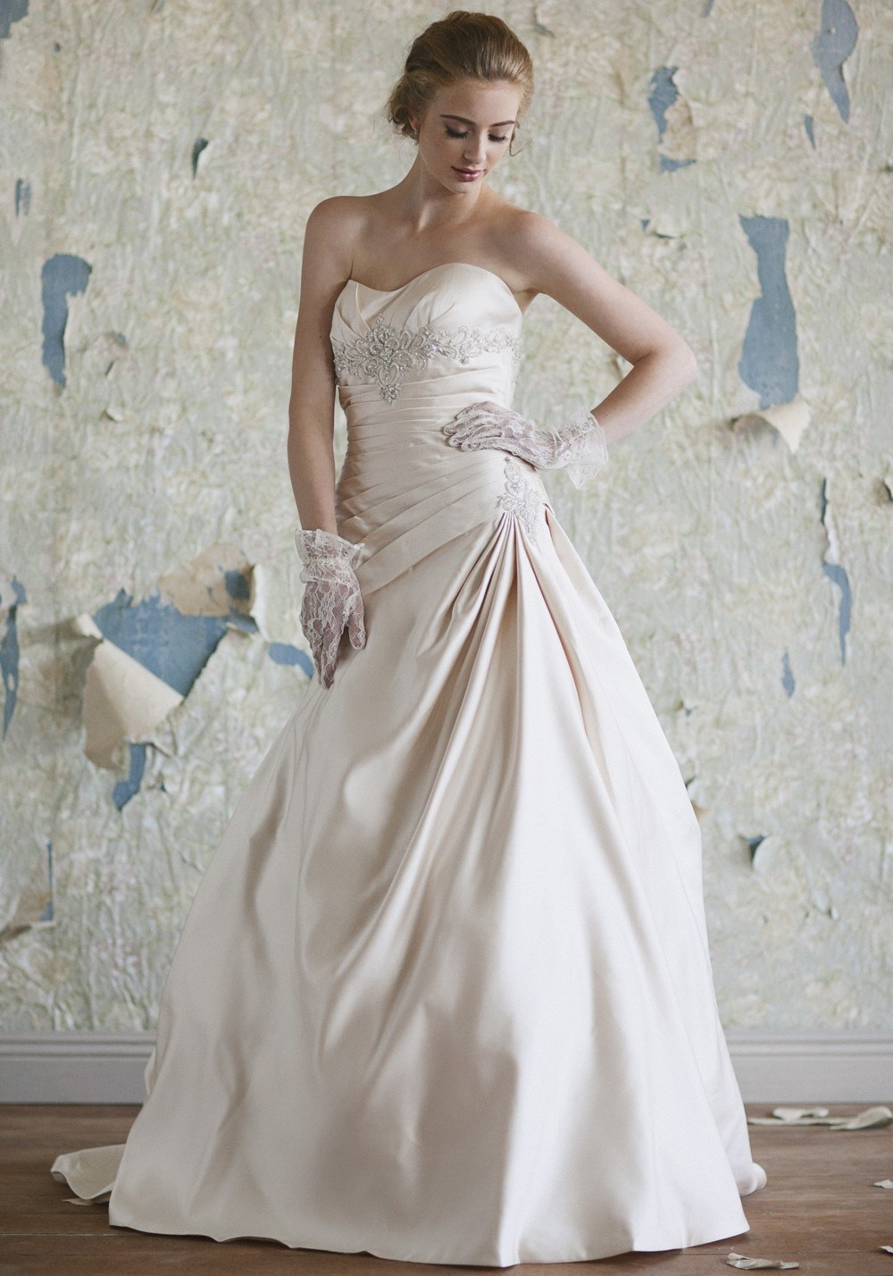 Ruche Bridal Spring 2014 Collection