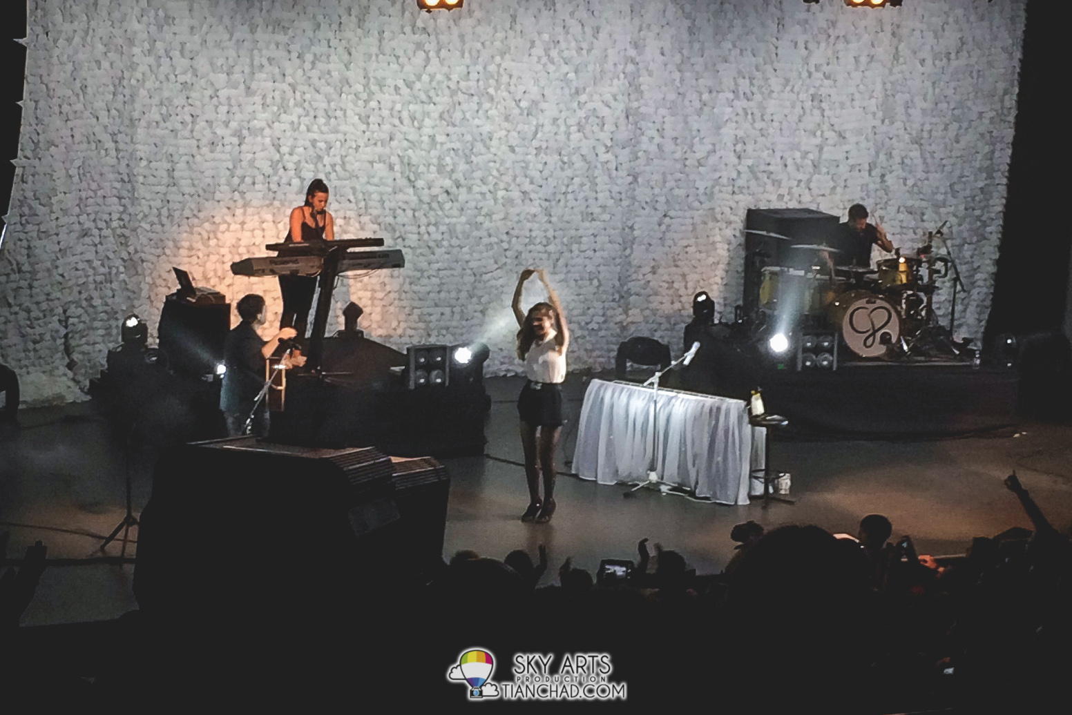 Christina Perri Live in KL 2015 - Actual Concert Night @ KL Live Ballerina Christina