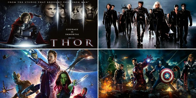 Watch Marvel Cinematic Universe Achievements in Different Characters that Gives Life to Heroism