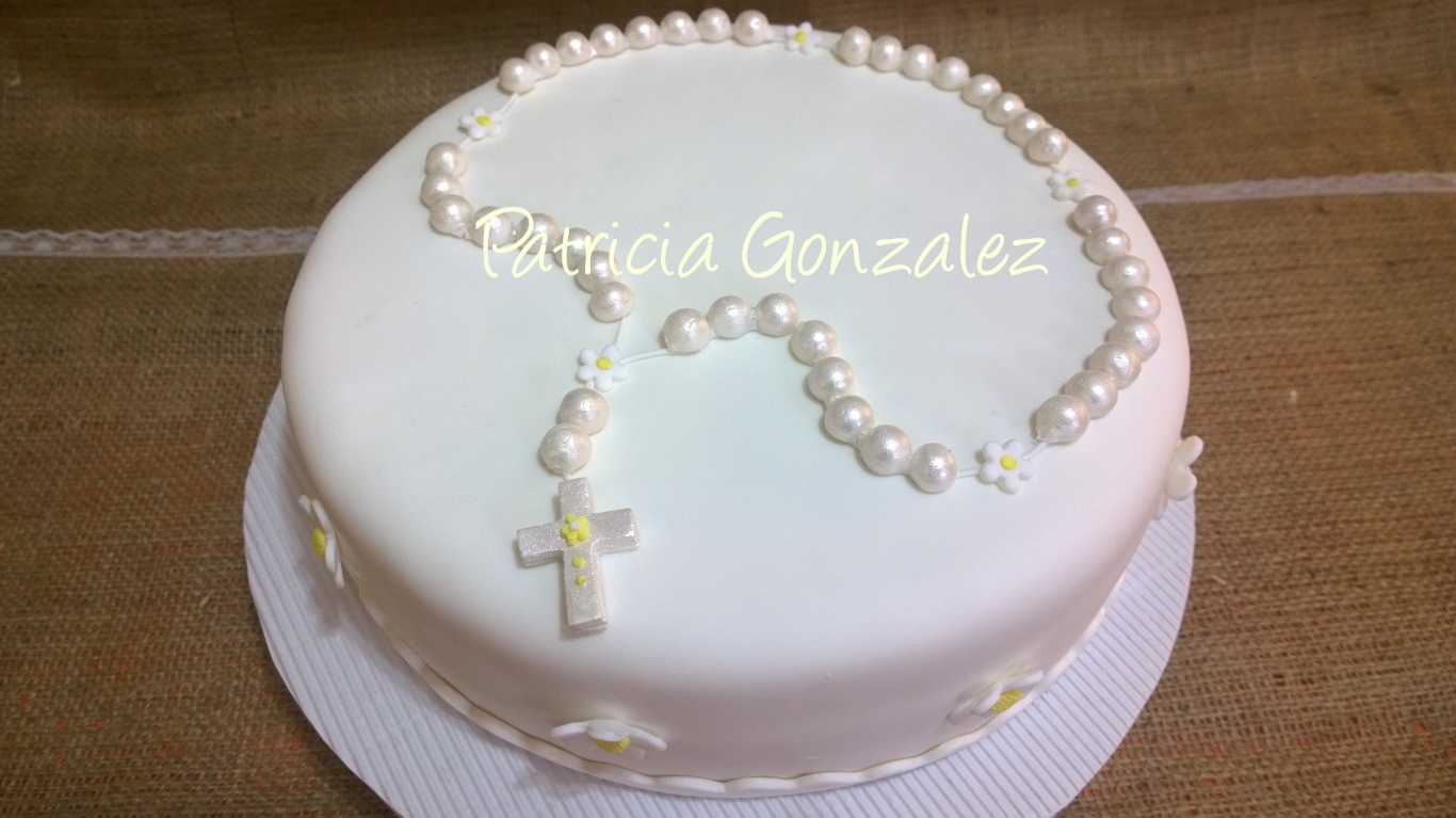 tortas de comunion rosario