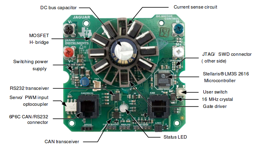 N1ir Electronics Website Ti Jaguar Motor Controller Repair