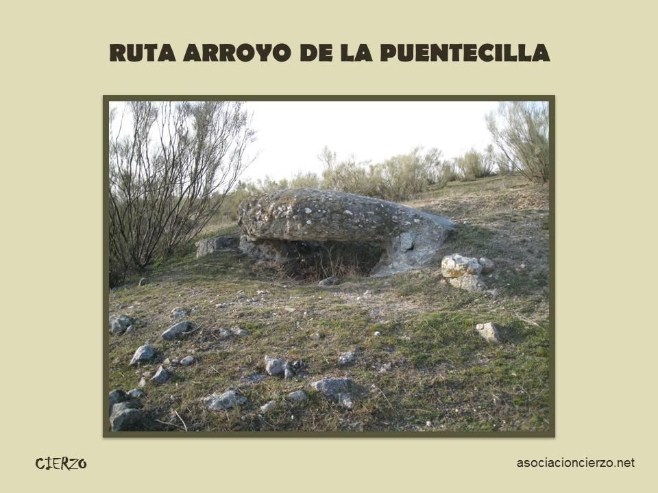Ruta Arroyo de La Puentecilla