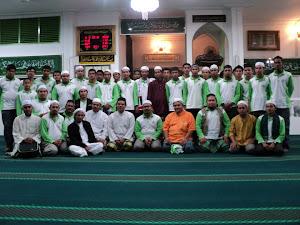 Saf Pimpinan DPPKM Bersama Peserta Kembara Ramadhan