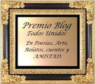 "Premio Blog   ""ToDoS UniDoS"""