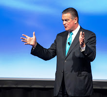 Keynote speaker Rod McGeogh wows the crowd at 2012 AADA Convention