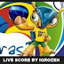 Live Score World Cup 2014 Online