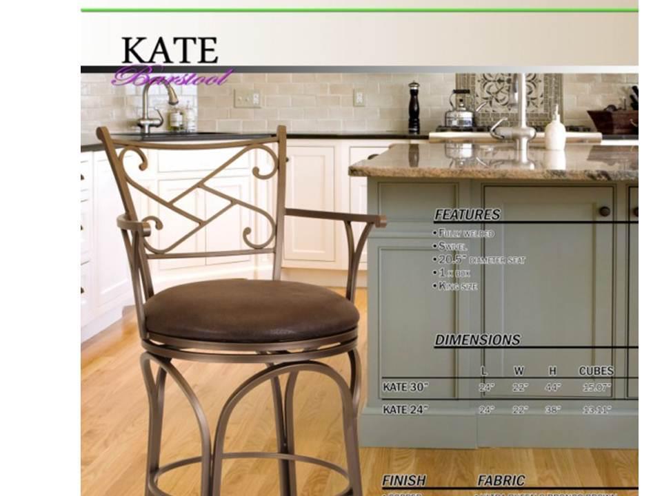 Garman bancos para barra de cocina y bar for Bancos de cocina