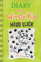 bookcover of HARD LUCK (Wimpy Kid #8) by Jeff Kinney