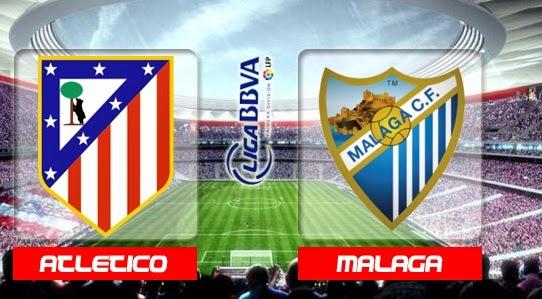 Atletico Madrid Vs Malaga