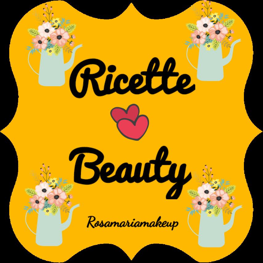 RICETTE BEAUTY