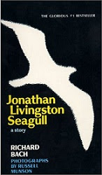 Jonathan Livingstone Seagull by Richard Bach