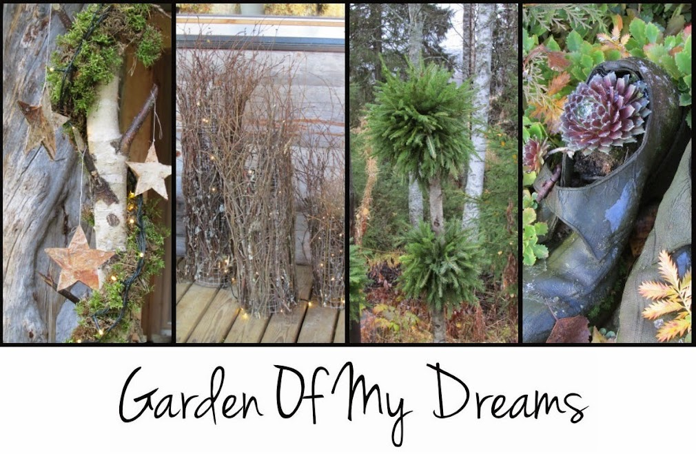 Garden Of My Dreams