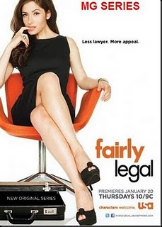 Assistir Fairly Legal 2 Temporada Online Dublado e Legendado