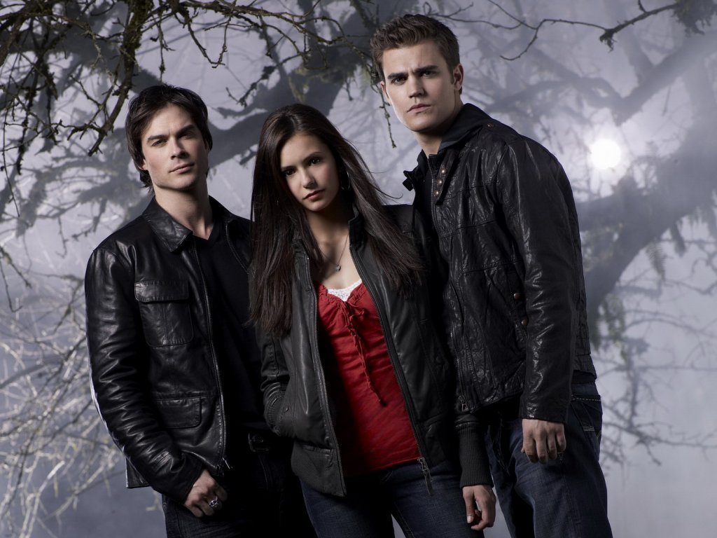 The Vampire Diaries Saison 1 (Complet) VF