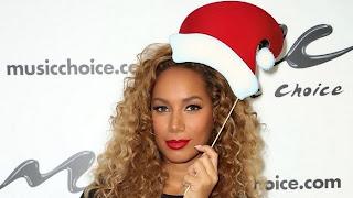 leona lewis white christmas