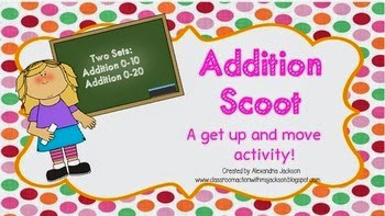 Addition Scoot