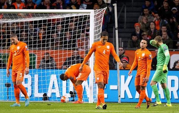 Belanda 1-3 Republik Ceko, Belanda Gagal Masuk Putaran Piala EURO 2016