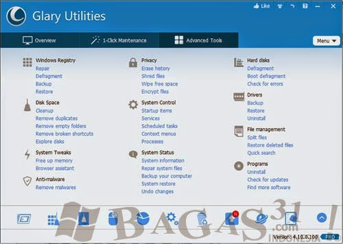 Glary Utilities 4 Pro Full Serial 3