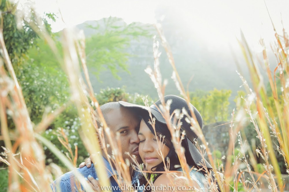 DK Photography DSC_5443 Preview ~ Nicole & Earl's Engagement Shoot in Kirstenbosch Botanical Gardens  Cape Town Wedding photographer