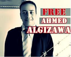 الحرية لــ أحمد الجيزاوي